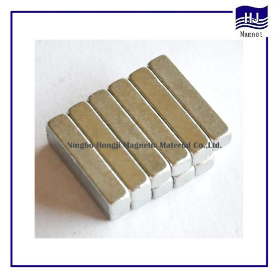 Rare Earth Product Square Block NdFeB Neodymium Magnet with High Quality