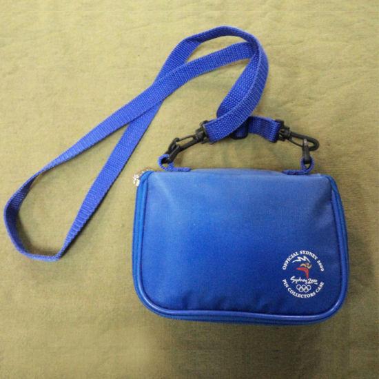 China Custom Cross Body Sling Pin Bag Cases for Holder