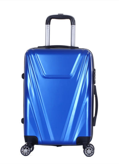 Designed for 2021 Trolley Suitcase, Double Wheels Travel ABS PC Luggage Set (XHP116)