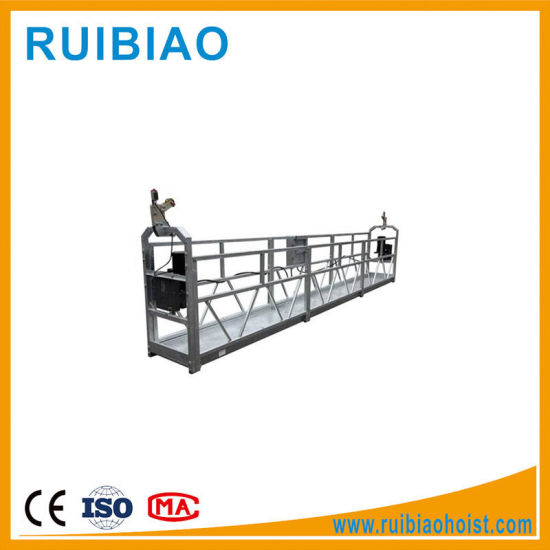 Facade Cleaning Platform, Window Cleaning Suspended Platform, Building Window Cleaning Cradle