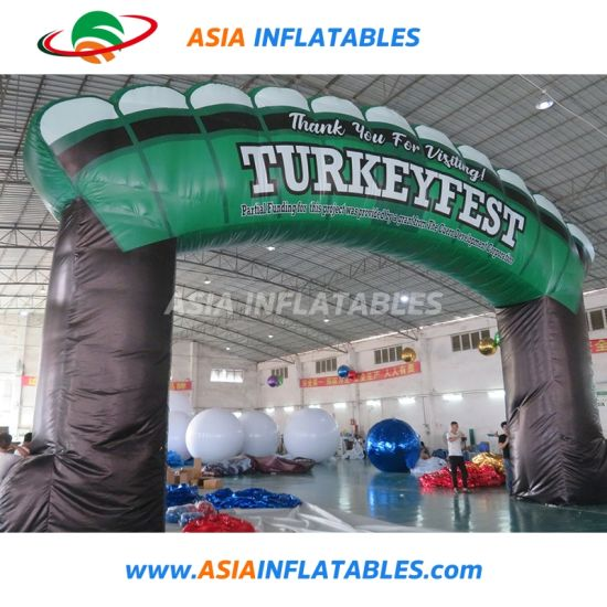 Inflatable Misting Archways/Inflatable Arch for Rent/Cheap Inflatable Arch for Sale
