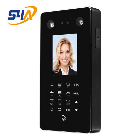 S4a Access Control Solutions with Face Recognition and RFID Door Systems