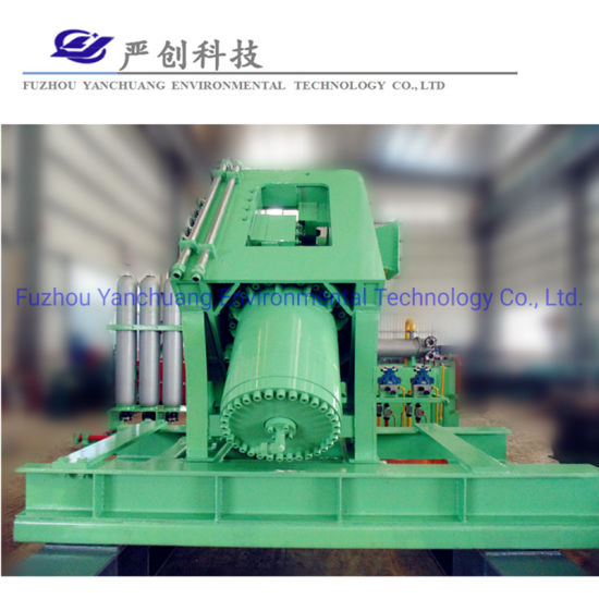 Continuous Casting and Rolling Cutting Billet 60-160mm Hydraulic Shear