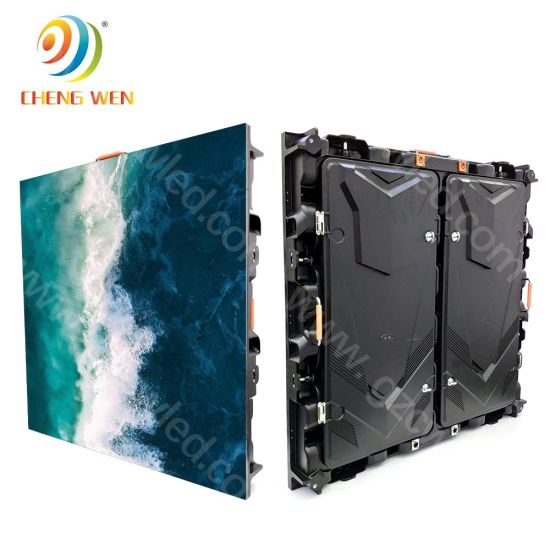 Best View Sight P10 960*960mm Outdoor Detachable Rental LED Display pictures & photos