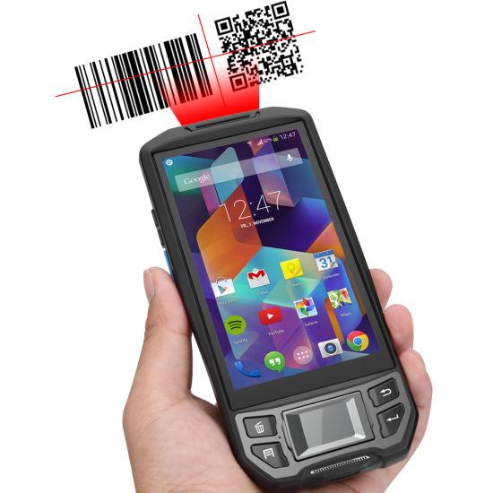 China 2019 Portable Fingerprint Reader Wireless Fingerprint Scanner