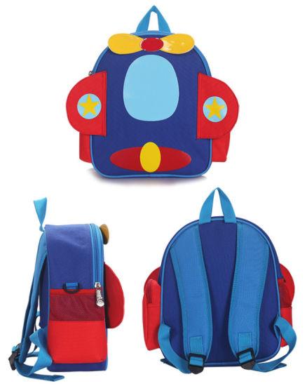 Kindergarten Anti-Lost School Bag Kids' Pack Cartoon Backpack