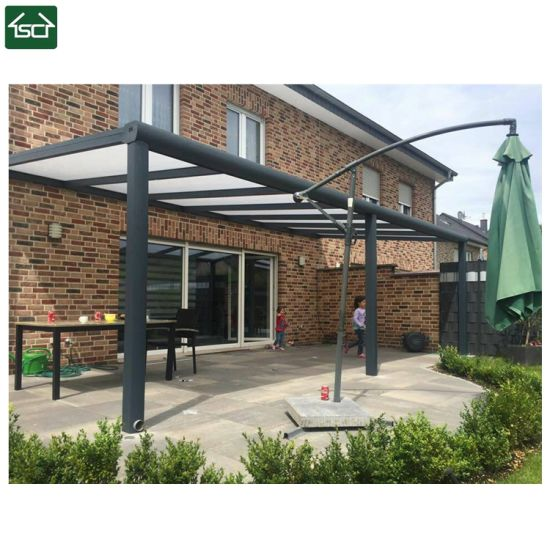 2018 Decorative Small Aluminum Awning Patio Roof