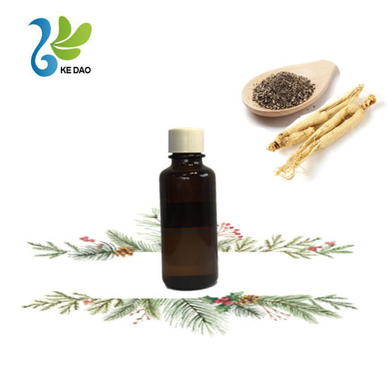 Pepper and Ginseng Fragrance Oil for Cosmetics Lip Gloss High Concentration