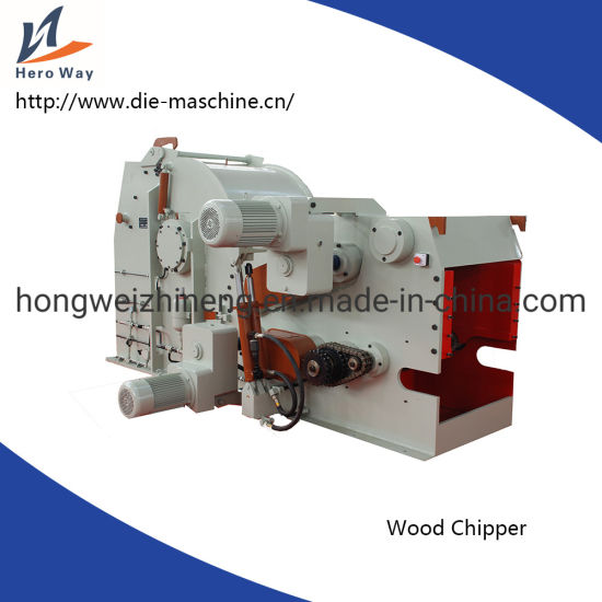 Wood Chipper Machine on Sale
