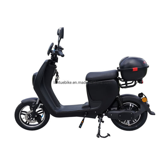 Battery Powered Full Screen LCD Display Wholesale Electric Scooter with Pedal Assist