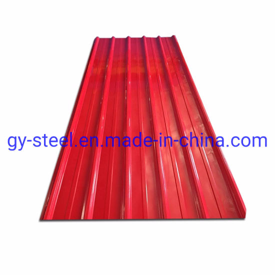 PPGI Corruagted Roofing Sheet