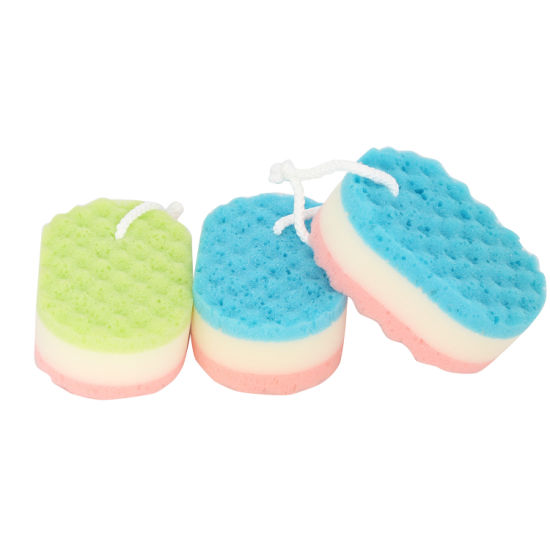 China Exfoliating Body Scrub Sponge Bath Scrubber China Bath