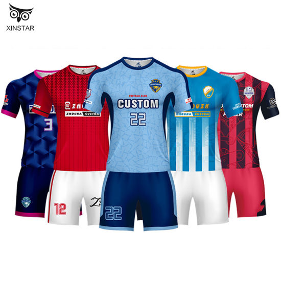 [Hot Item] Hot Sale High End Quality Cheap Soccer Jerseys Uniforms for Sale