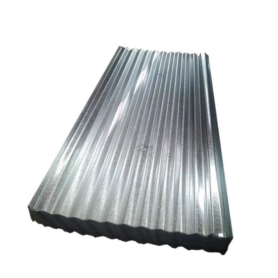 ASTM Metal Roof Galvanized Steel Roofing Sheet in Sri Lanka