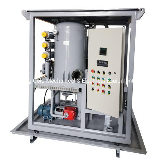 6000L/H Ce Certificate High Vacuum Oil Filtration Machine Insulating Oil Recycling Machine