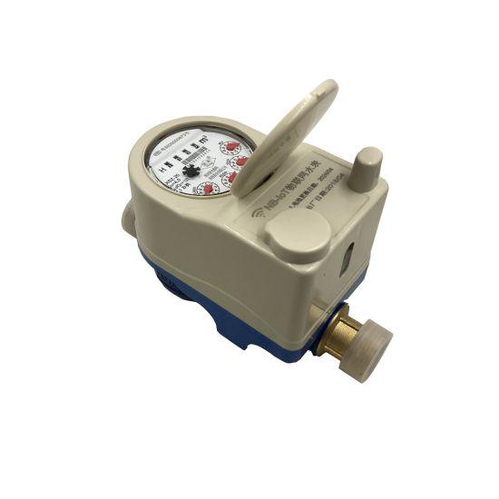 Cold Dry Nb-Iot Water Meter Wireless Brass Body