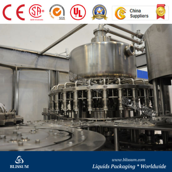 Best Quality Energy Drink/Red Bull Bottling Machine for Pet Bottles pictures & photos