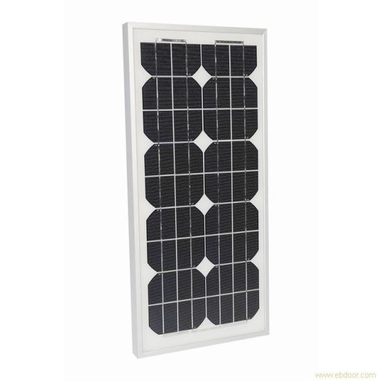 18V 20W 10W 30W 40W Poly and Mono Solar Panel pictures & photos