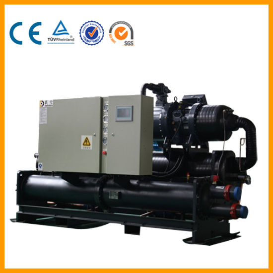 60 Ton Hanbell Screw Compressor Chillers