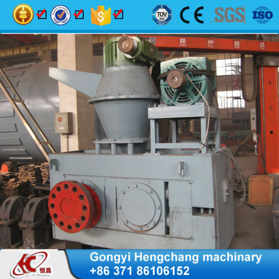 ISO9001: 2008 Approved Gypsum Powder Briquette Press Machine (YYQ) pictures & photos