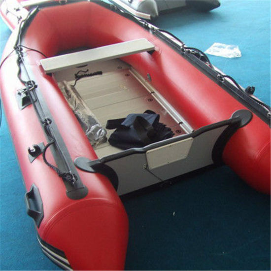 PVC Inflatable Boat for Adult Inflatable Fishing Boat pictures & photos