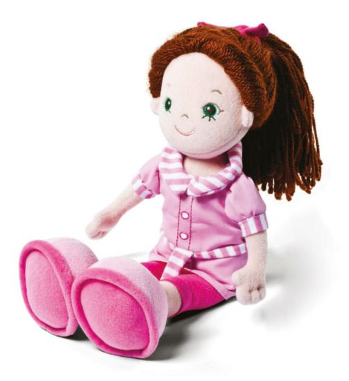 Eco-Friendly Safe and Nontoxic Promotional Cotton Doll