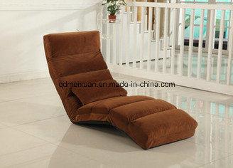 Single Folding Sofa Bed Floor Lazy Sofa Cloth Art Sofa Couch Couch Rice (M-X3199)