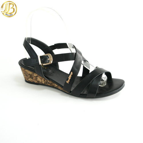New Sexy High Heels Wedge Lady Sandals pictures & photos