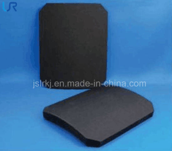 High Quality Light Weight Single-Curved Armor Plate
