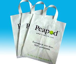 Handle Bag/Promotion Bag/Plastic Packing Bag/Shopping Bag