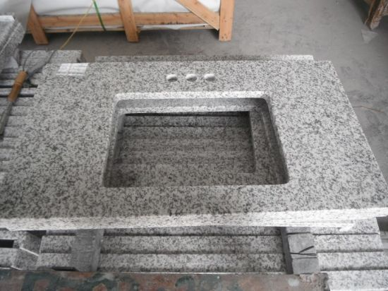 Hot Sell G623 Bianco Sardo Granite Countertops (SC 104)