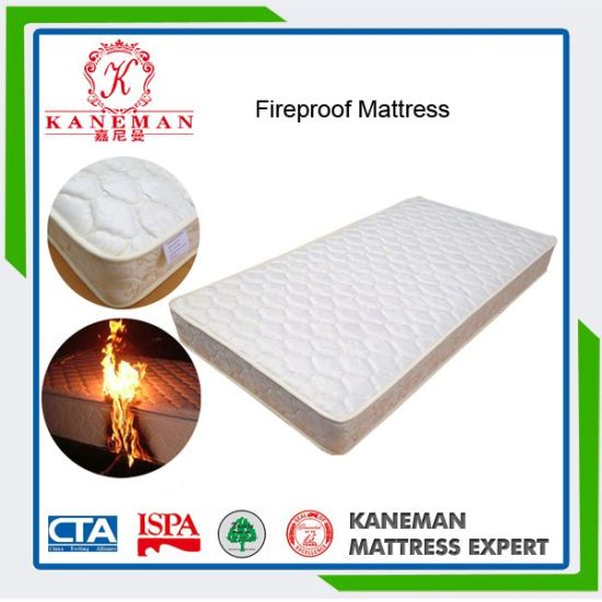 Simple Fashion Good Sleep Student Dormitory Spring Mattress pictures & photos