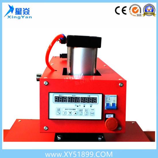 Export Popular Double Station Pneumatic Heat Transfer Printing Machine