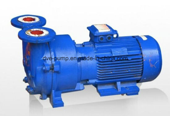Water Ring Vacuum Pump 1450r/Min Rotary Speed