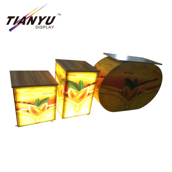 Light Weight Portable Trade Show Display Stand Exhibition Booth