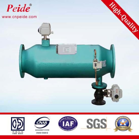 Effective Carbon Steel Automatic Backwash Water Filter pictures & photos