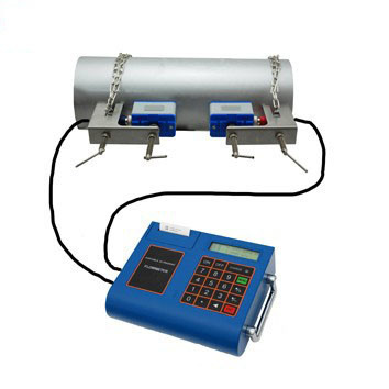 Portable Ultrasonic Flow Meter for Diesel, Water, Liquid, etc pictures & photos