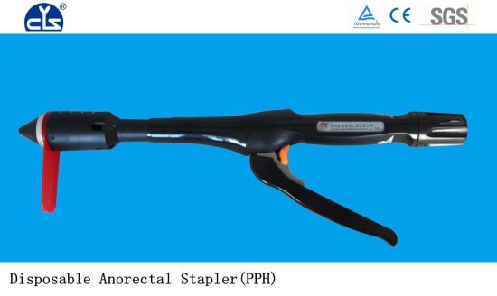 Disposable Surgical Hemorrhoid Stapler (PPH) pictures & photos