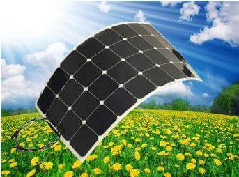 100W ETFE Soft Flexible Foldable Bendable Sunpower Solar Panel PV Module pictures & photos
