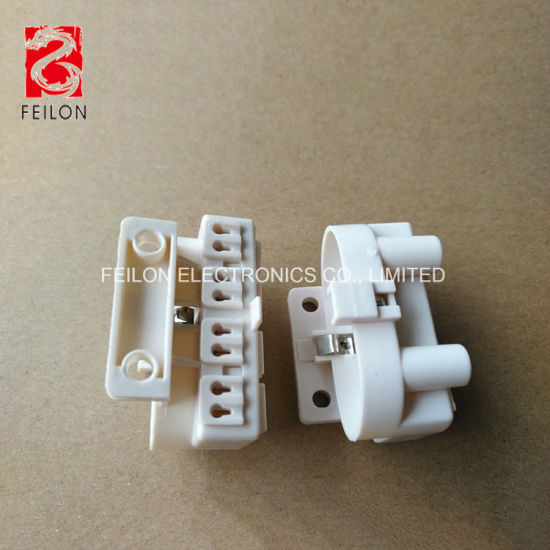 Factory Selling Cheap Price 2g11 Base Fixture Lamp Socket pictures & photos