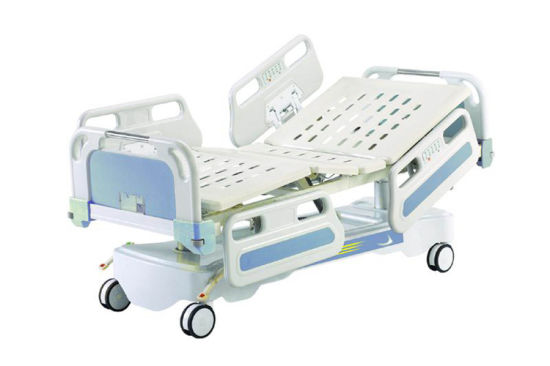 Da-7 Medical Beds Five-Function Electric Hospital Bed pictures & photos