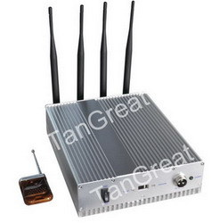 Cell Phone Jammer with Remote Control (TG-101B)