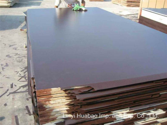 Film Faced Plywood to Doha Market pictures & photos