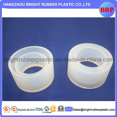 High Quality Clear Custom Silicone Rubber Flexible Hose Pipe
