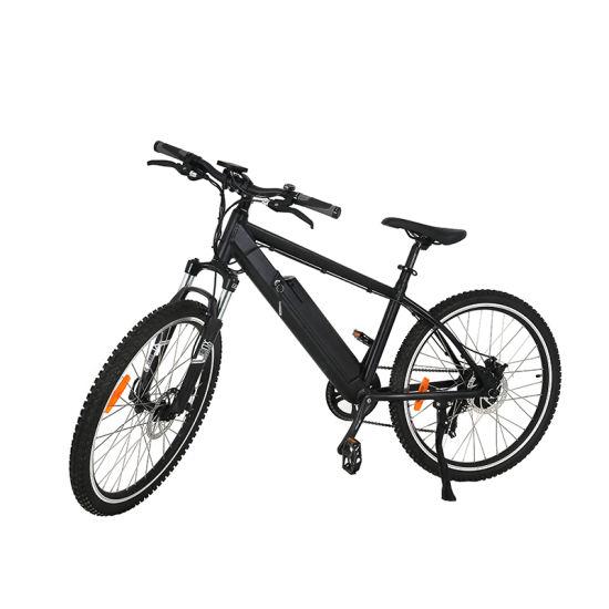 China Two Wheel City E Bike with 26′′ Al-Alloy 6061 Frame - China ...