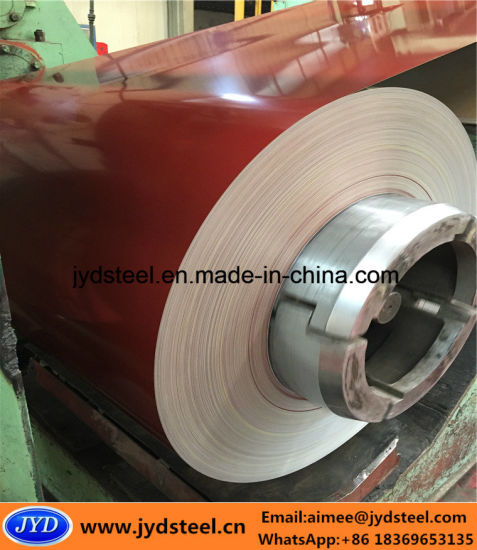Color Coated Steel Decorative PPGI for Coils pictures & photos