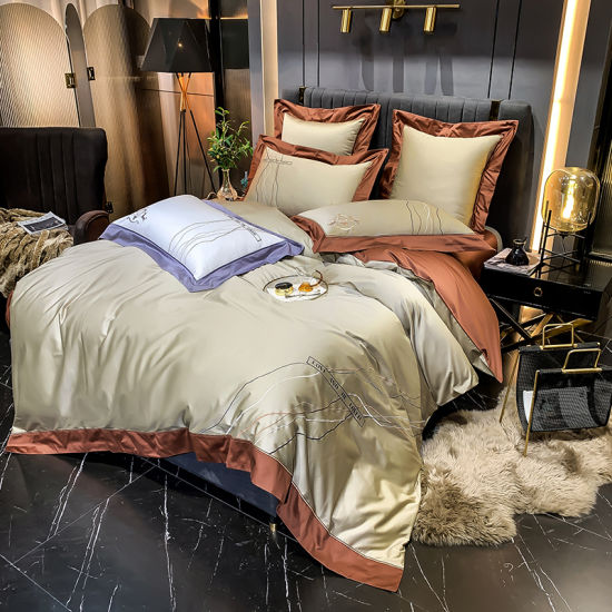 The Hotel Best Egyptian Cotton Bedding Set Hometextile