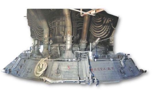 Ferro Silico Manganese Iron Ore Smelting Furnace