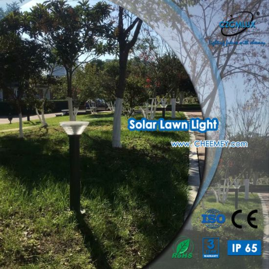 Outdoor Solar Decoration Lawn Garden Light with LiFePO4 Lithium Battery