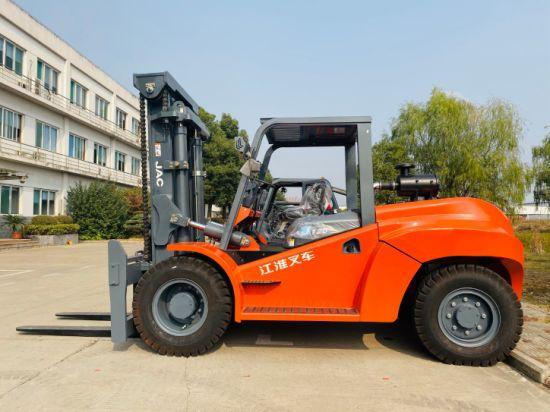 JAC 120 Ton Diesel Forklift/Cpcd120j/Heavy Forklift/Forklift Truck
